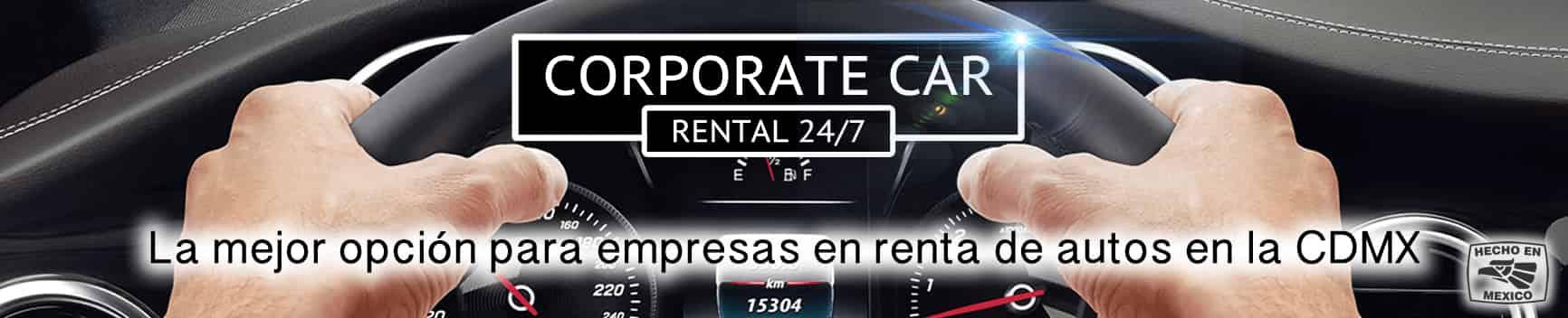 Corporate car renta de vehiculos ejecutivos - Coches de alquiler por meses ...